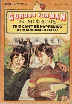 1 GK BB MacDonald Hall