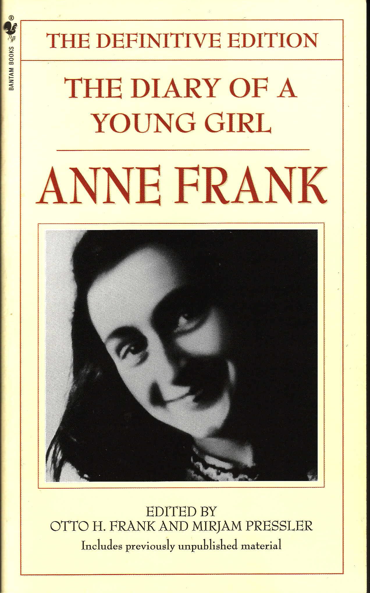 Diary Of A Fashion Mister Strictly Confidential: The Diary Of Anne Frank: Lest We Forget