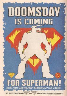 SupermanDoomsdayiscoming
