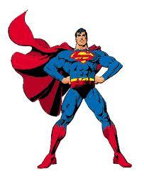 Superman, aka The Man Of Steel