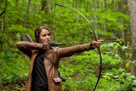 The Hunger Games Katniss Arrow 2