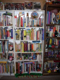 Book Shelves The Second!!