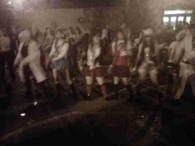 Dancing Till Dawn!!!