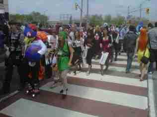Crossing Street!!!!