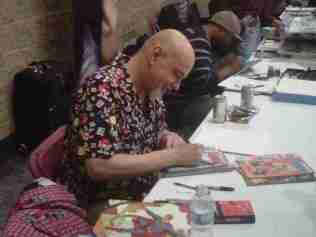 Writer Artist Legend George Perez