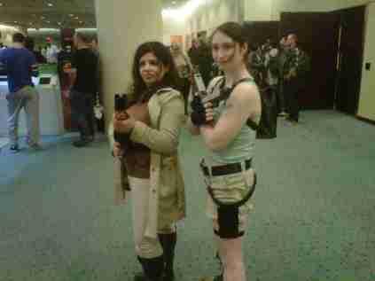 Firefly, Tomb Raider