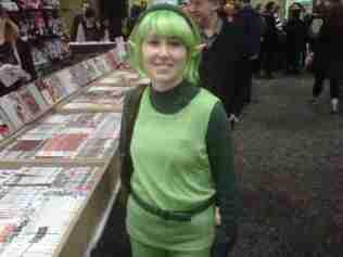 Zelda! She is a Legend!