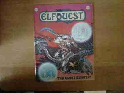 My First ElfQuest!