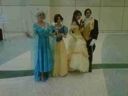 More Disney Princesses!!!!