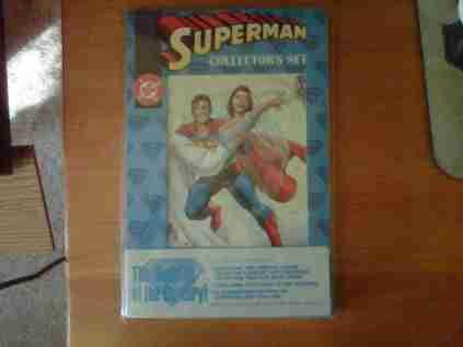 Superman Wedding Album!