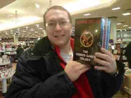 My Hunger Games Box Set
