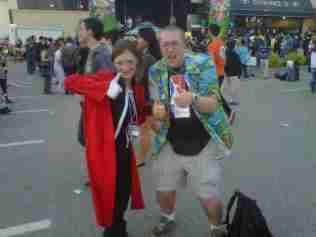 Rebecca and Me!!