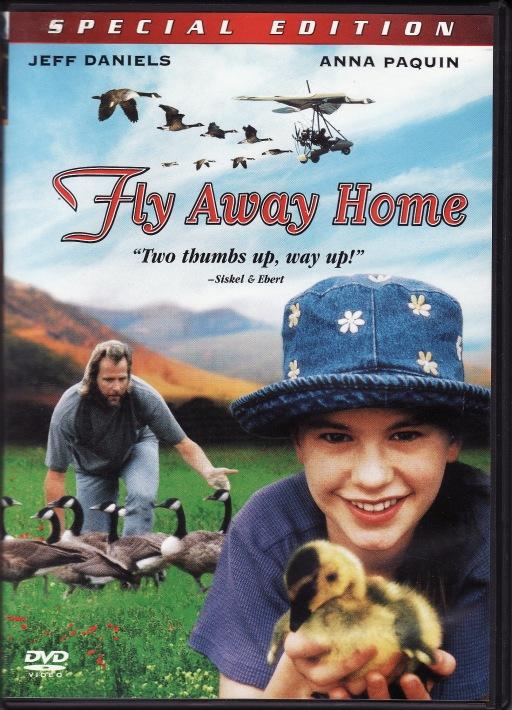 FlyAwayHome dvd