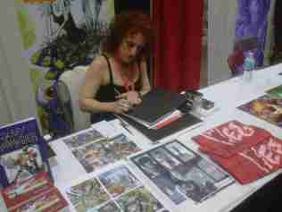 Jill Thompson Signing!!