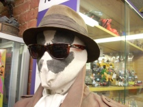 Rorschach Looking Cool