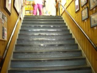 Upstairs We Go!