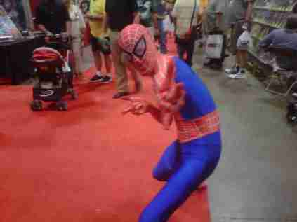 He's Spectacular! He's Spiderman!!