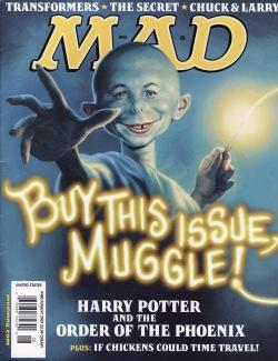 MAD Muggles