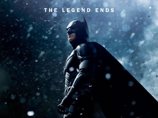 The Dark Knight Rises Promo