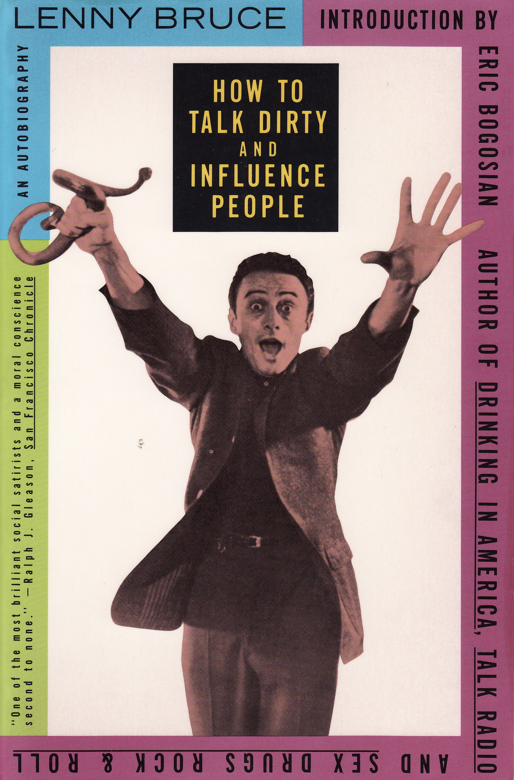 How To Talk About Lenny Bruce And Influence People ...