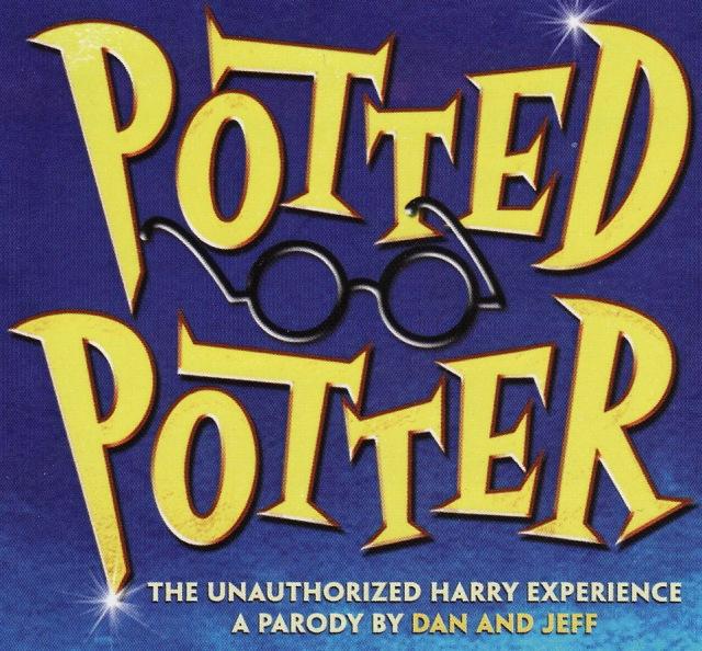 Potted Potter Logo