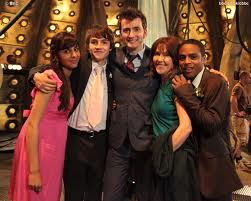 Sarah Jane Cast and Dr Whos