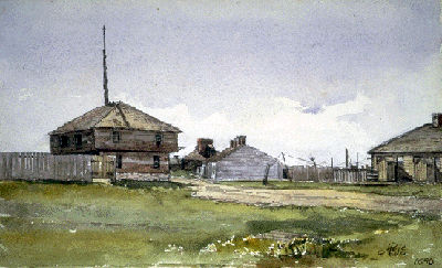 Fort York 1743