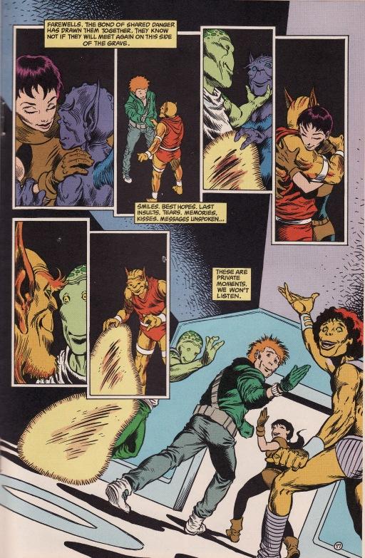 Omega Men 33 Page