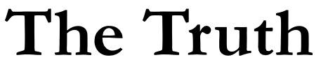 The Truth Logo