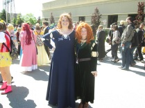 Princess Merida!!