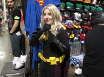 Batgirl! Used to be a Time Traveler!!