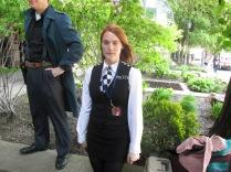 It's Amy Pond!!