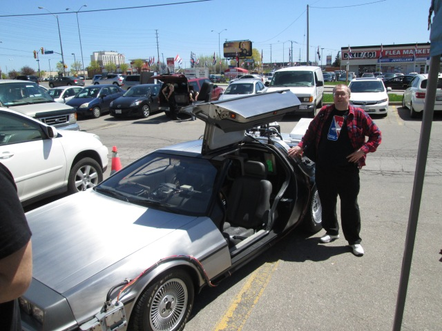 FCBD 2013 Gotham Back To The Future