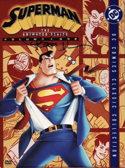 Superman 1990 toon
