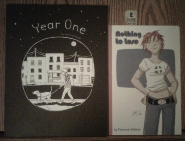 TCAF 2013 Year One Ramsey Beyer Nothing To Lose Vanessa Satone