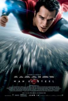 Superman Man Of Steel poster 1
