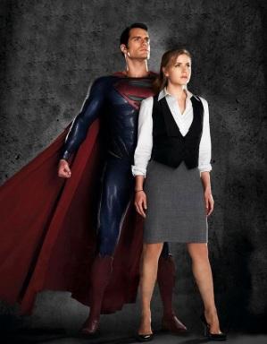Superman Man Of Steel Superman Lois Lane