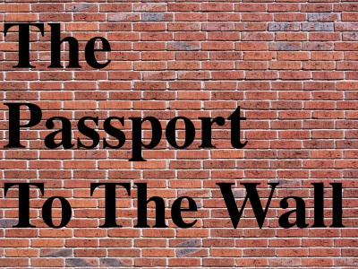 Passport to the wall promo