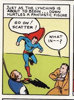 Superman premiere