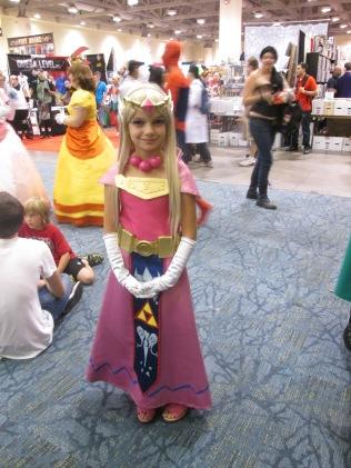 A Princess!!