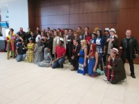 Dr Who Group Shot!!