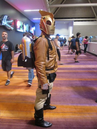 The Rocketeer!!