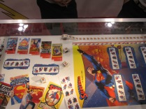 The Superman Stamps!!
