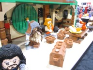 Lord Of The Rings again made of Lego!!