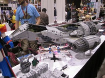 A fanmade Lego Serenity!!