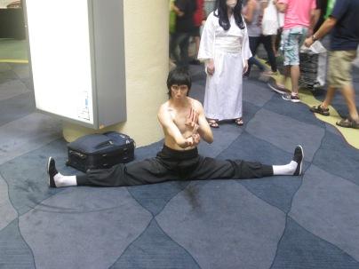 Bruce Lee!!
