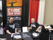 4 Comics Geek Speak Pants Jamie