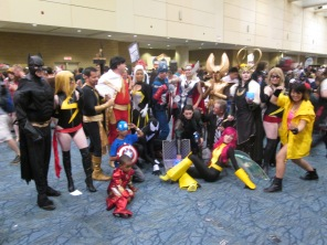 A Whole Lot Of Heroes!!