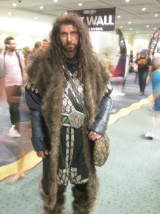 A really tall Hobbit!!
