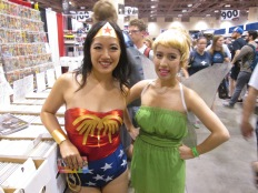Wonder Woman meets Tinkerbelle!!